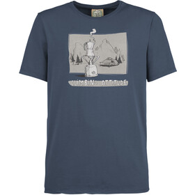 E9 Caffè T-Shirt Men, blue navy